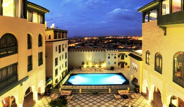 Palais Faraj Suites & Spa à Fes