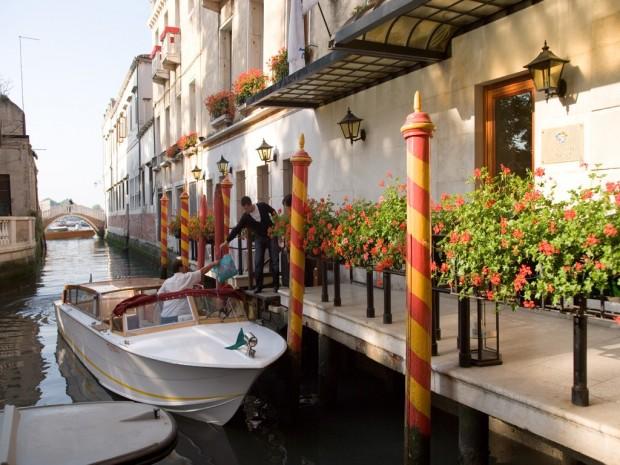 5 hôtels de luxe à Venise Luna Hotel Baglioni