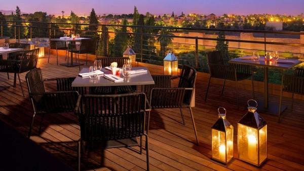 Hôtel de luxe au Maroc
